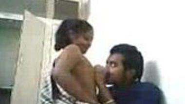 Odisha desi maid boobs suck & pussy fuck by Bihari driver
