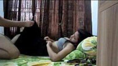 Cousin didi ne bhai ka lund choosa aur ghar par masti ki
