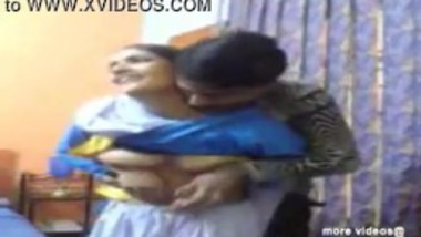 Virgin desi maid in kurta do boobs & pussy fuck by owner teen son