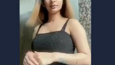 Beautiful cute girl hot dance