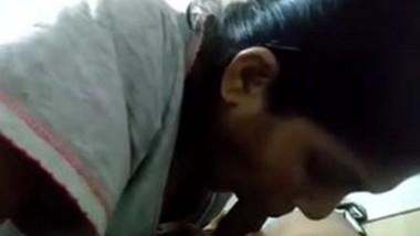 Desi Bhabi giving Blowjob & Having Sex With Husband