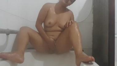 Horny punjabi bhabi bhagvanjyot shower 2