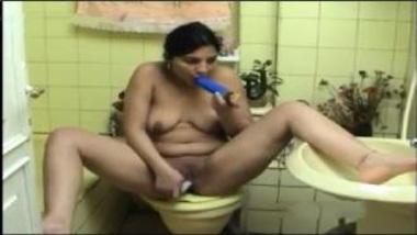 Horny Desi Bhabhi Fucking All Holes With Sex Toys