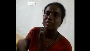 Playing With Big Tits Of Tamil Maid