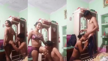 Free desi porn watch as XXX sexy bhabhi fun with her devar after fucking