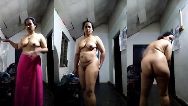 [ Indian porn XXX ] Desi sexy bhabhi show everything