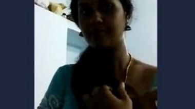 Desi bhabi selfie video making