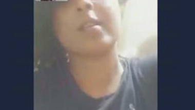 Desi girl video call with lover