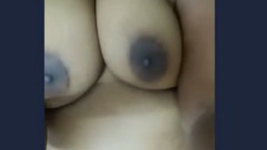Horny booby girl