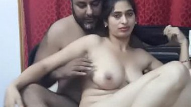 Desi cute bhabi boobs press n fingered by hubby