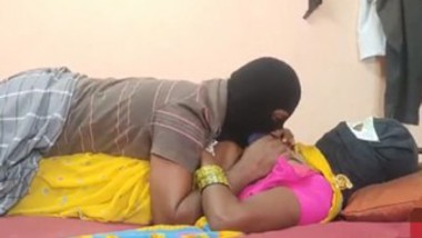 Desi village wife husband cock mouth fucking