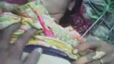 Village sister outdoor sex clip