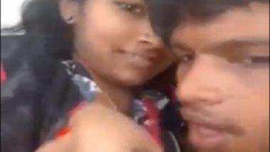 Selfie sex mms of hot bihari village couple