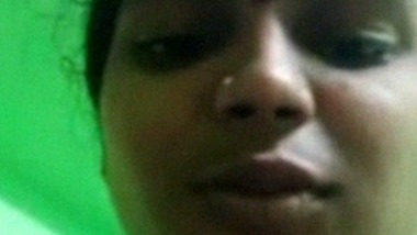 New Tamil girl sexy nude video call