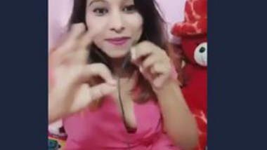 Indian beautiful girl video call with lover