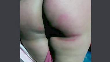 Desi bhbai very beautiful ass