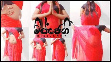 Welcoming video amateur Indian saree girlආයුබෝවන් සෙක්සි