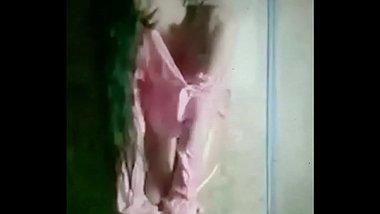 Poonam Pandey removing panties
