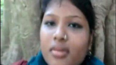 Desi village big boobs bhabhi outdoor xxx