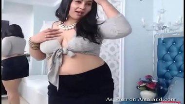 Amateur Indian chubby