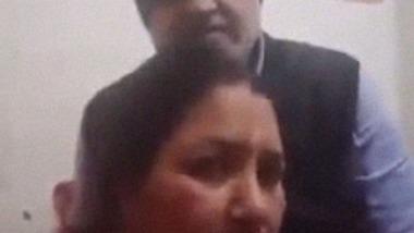 Desi Mature Aunty with Dadaji XXX porn