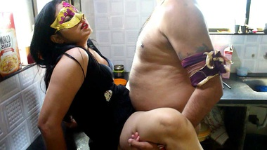 Sexy Tamil Milf Fucked Hard In The Kitchen