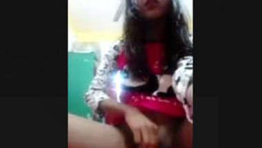 Bangladeshi Girl Nowrin Pussy Fingering