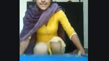 Desi cute collage teen nice pussy show