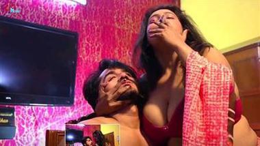 Kanpur ke devar se naughty bhabhi ne gharelu sex kara