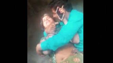 Desi Randi Bhabhi fucking at home , recorded by someone part 4