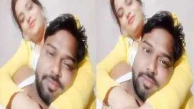 Indian couple's relationship is based on love and sex as well