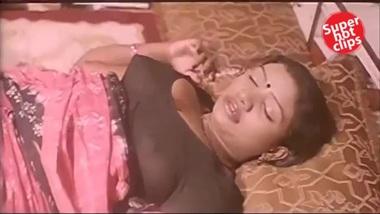 Mallu Servent Navel Bite and Cute Romance by...