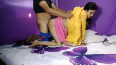 Pervert Husband Makes Short Sex MMS With His Shy Hotwife