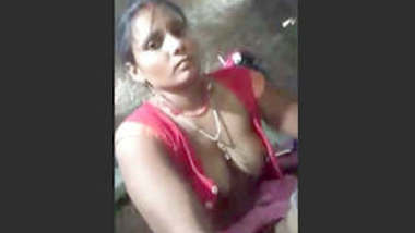 Desi Bhabhi Riding her Lover at Home in absence of Hubby
