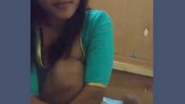 Nepali girl very hot handjob
