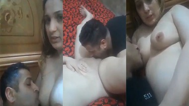 Naughty Pakistani aunty sex with Bhatija