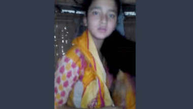 The Most Wanted Desi Beautiful Cute Village Girl fucking New Clip
