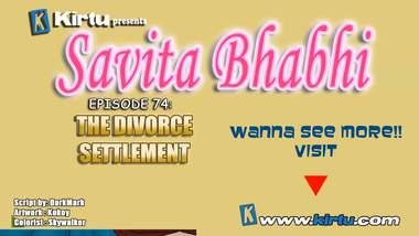 SB- 74 The divorce settlement