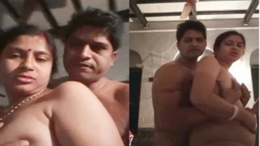 Man betrays his naked XXX wife and puts their sex video on the web
