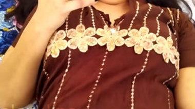 Desi hot and Beautiful bhabi fucking with husband-3