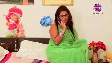 Indian bhabi aunty romantic fuck with boyfriend