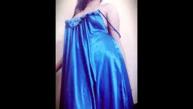 In Night Dress SL SHANI