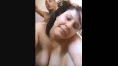 Hot desi bhabhi fucking in doggy style by devar leaked