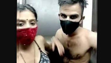 Desi preggo wife exposed in webcam
