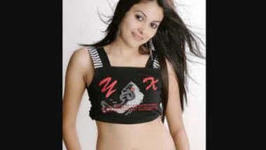 Nepali model & actress Jyoti Khadka sex tape
